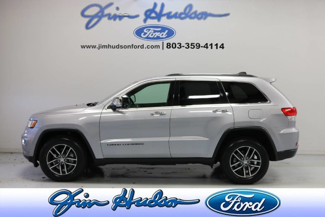 Pre-Owned 2017 Jeep Grand Cherokee Limited LEATHER
