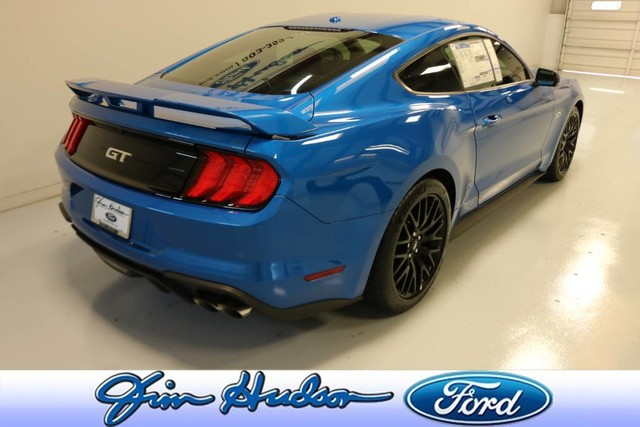 New 2019 Ford Mustang GT Fastback
