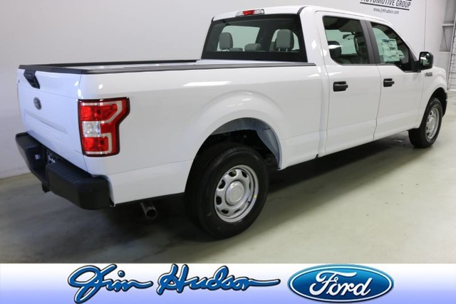New 2019 Ford F-150 XL 2WD SuperCrew 5.5' Box