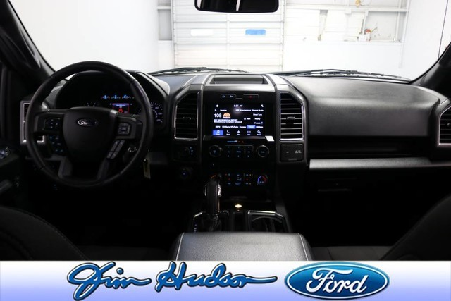 Pre-Owned 2016 Ford F-150 4WD SuperCrew XLT NAVI FX4 HEATED SEATS SPORT APPEARANCE PACKAGE