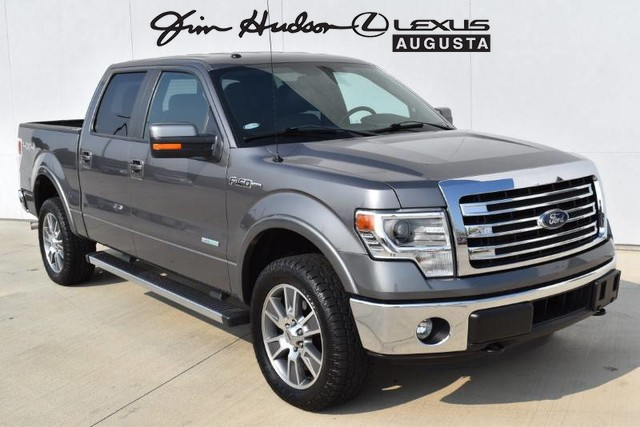 Pre-Owned 2014 Ford F-150 Lariat/4X4/LEATHER