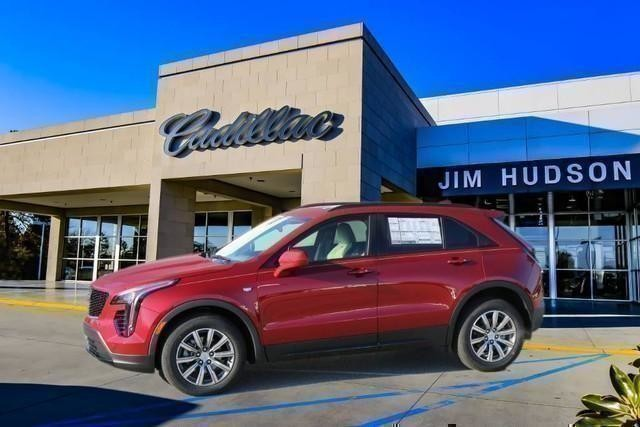 New 2019 Cadillac XT4 FWD 4dr Premium Luxury