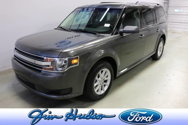 New 2019 Ford Flex SE FWD