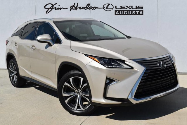 Lexus Certified Pre Owned >> Certified Pre Owned 2018 Lexus Rx 350 L Cert Safety System Nav Front Wheel Drive Suv