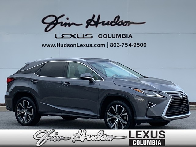 Certified Pre-Owned 2019 Lexus RX 350 L/Certified Unlimited Mile Warranty, Navigation, Premium Package, Lexus Safety +, Blind Spot Monitor, Towing Prep Pkg
