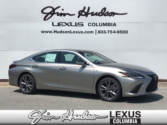 New 2019 Lexus Es Es 350 F Sport 4dr Car In Columbia 28662 Jim Hudson Automotive Group
