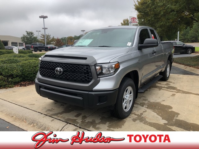 New 2020 Toyota Tundra 2WD SR Double Cab 6.5' Bed 5.7L