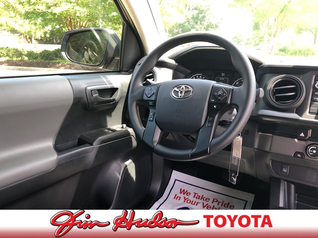 New 2019 Toyota Tacoma 2WD SR Access Cab 6' Bed V6 AT