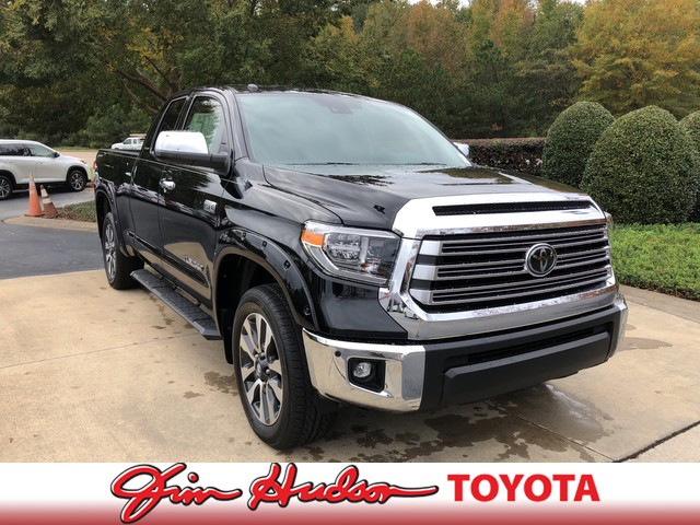 New 2019 Toyota Tundra 2WD Limited Double Cab 6.5' Bed 5.7L