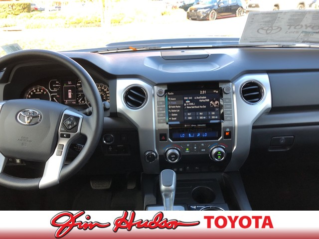 New 2020 Toyota Tundra 4WD SR5 Double Cab 6.5' Bed 5.7L (Natl)
