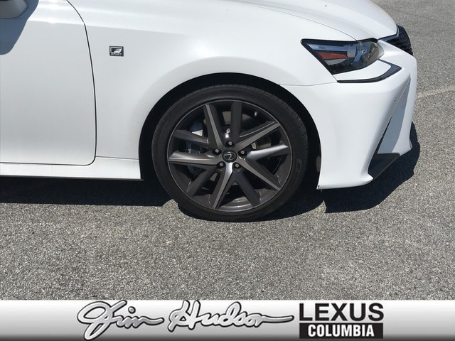 Certified Pre-Owned 2018 Lexus GS 350 F Sport L/Certified Unlimited Mile Warranty, Navigation, Premium F Sport Package, Lexus Safety +, Blind Spot Monitor System