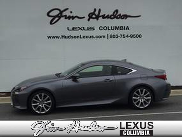 Certified Pre-Owned 2015 Lexus RC 350 L/Certified Unlimited Mile Warranty , Navigation, Premium Package, Blind Spot Monitoring System, Heated/Ventilated Seats