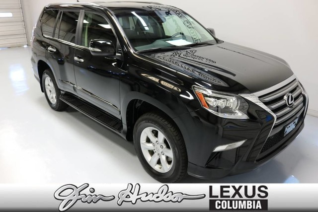 Certified Pre-Owned 2017 Lexus GX L/Certified Unlimited Mile Warranty, Navigation, Heated/Ventilated Front Seats, Blind Spot Monitor