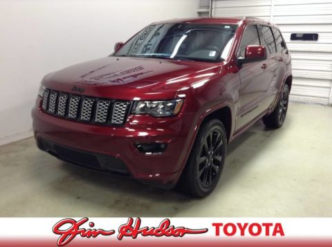 Pre-Owned 2018 Jeep Grand Cherokee Altitude IV PKG...SECURITY AND CONVENIENCE GROUP
