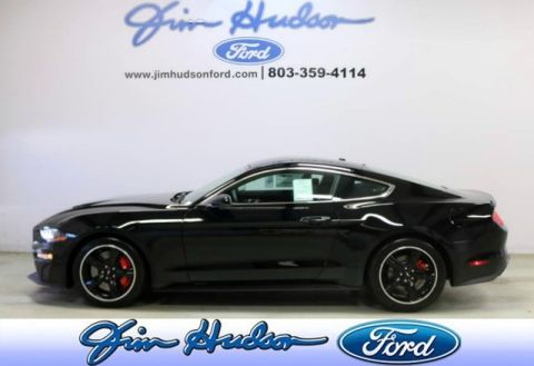 New 2019 Ford Mustang Bullitt Fastback