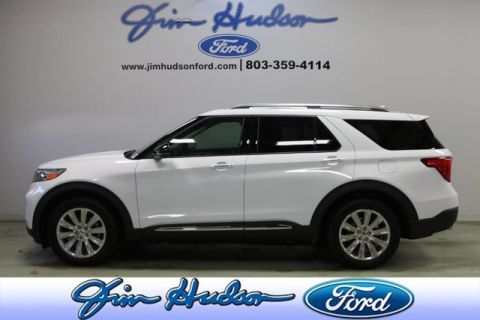 New 2020 Ford Explorer Limited RWD