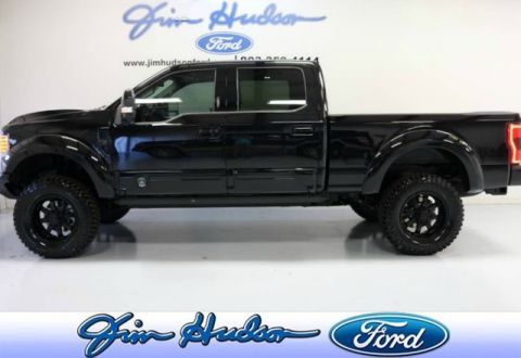 New 2019 Ford Super Duty F-250 SRW LARIAT F-250 BLACK-OPS