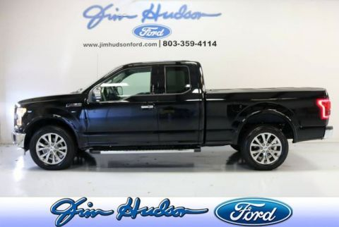 Pre-Owned 2016 Ford F-150 Lariat NAVI LEATHER LOW MILES SONY STEREO CHROME PACKAGE 20 INCH