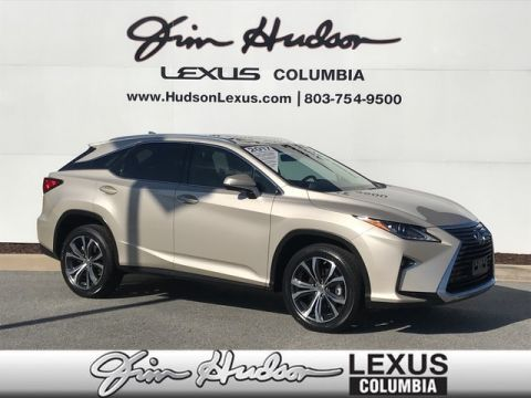 Certified Pre-Owned 2017 Lexus RX 350 L/Certified Unlimited Mile Warranty, Navigation, Premium Package, Lexus Safety +, Blind Spot Monitor, Towing Prep Pkg