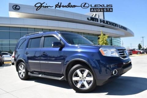 Pre-Owned 2013 Honda Pilot Touring / Bluetooth / Blind Spot / Voice Command
