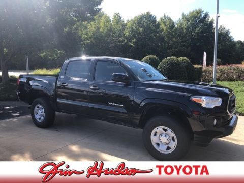 New 2020 Toyota Tacoma 2WD SR5 Double Cab 5' Bed I4 AT (Natl)