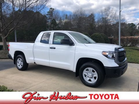 New 2020 Toyota Tundra 2WD SR Double Cab 6.5' Bed 5.7L (Natl)