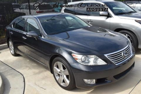 Pre-Owned 2010 Lexus LS 460 / Luxury / Mark Levinson / Nav / Bluetooth