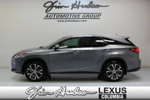 Certified Pre-Owned 2018 Lexus RX 350L L/Certified Unlimited Mile Warranty, 12.3 Navigation System, Premium Package, Lexus Safe