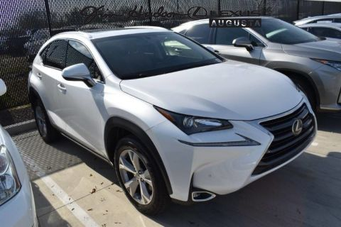 Certified Pre-Owned 2017 Lexus NX 200 Turbo L Certified / Navigation / Parking Assist