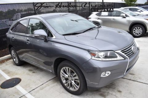 Certified Pre-Owned 2013 Lexus RX 450h / L Certified / Hybrid / Navigation