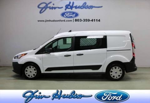 New 2019 Ford Transit Connect Van XL LWB w/Rear Symmetrical Doors